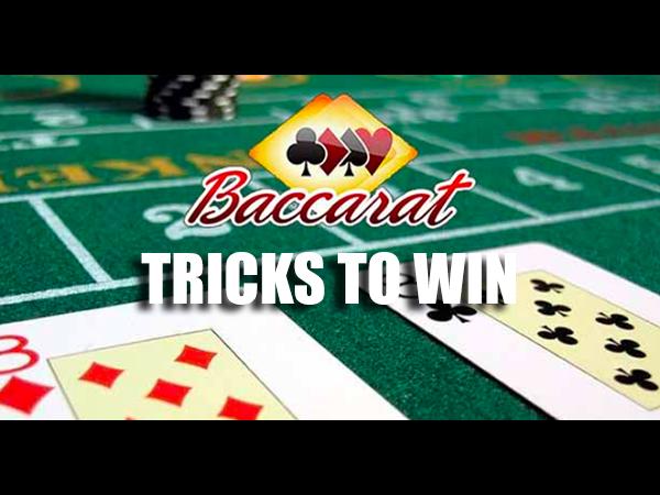 Mini Baccarat Tips